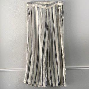 Old Navy Linen Pants Medium